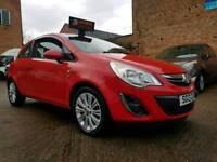 2013 Vauxhall Corsa 1.2 SE - 12 Months Mot - 3 Months Warranty