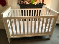 Lovely White traditional cot (Boori Country)