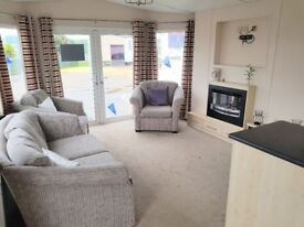 HUGE SAVINGS £9800 OFF, 2018 Site Fees Included, Double Glazed,Central Heating, Norfolk, Nr Wells