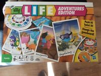 AS NEW Game of Life & Are you smarter than a 10 year old board games £15