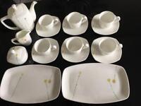 Aynsley Daisy Chain Tea and Sandwich Set