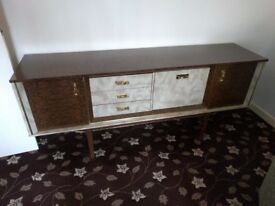 1950's retro side unit immaculate condition