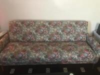 3 Large settee's