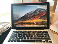 Apple Macbook Pro 13 i5 2.3GHz early 2011 upgrade to 8GB ram 128GB SSD with new battery, High Sierra