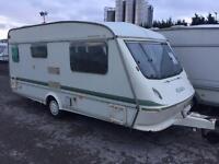 1995 Elddis hurricane xl swift abi End Washroom caravan can deliver January bargain
