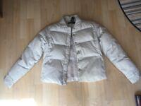 Winter Beige coat Size S Banana Republic