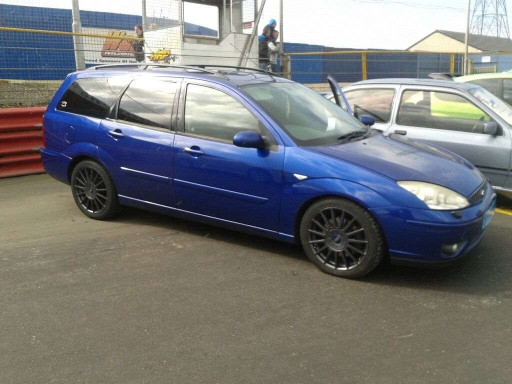 Focus St Towing >> Ford Focus ST170 Estate | in Mauchline, East Ayrshire ...