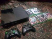 !!!!!!BARGAIN!!!!!!!XBOX ONE WITH GAMES AND 2 CONTROLLERS!!!!!!BARGAIN!!!!!!