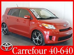 2011 Scion xD Mags 17 Pouces+Aileron+Bluetooth PEA 2018/120 000