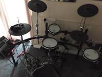 Roland TD 12 electronic drum kit