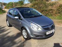 Vauxhall Corsa 1.2 Breeze Plus