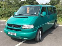 For Sale VW Caravelle Camper