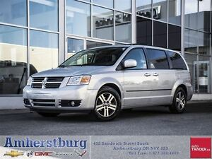 2010 Dodge Grand Caravan SXT - DVD PLAYER, POWER DOORS & MORE!