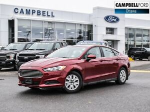 2014 Ford Fusion S 28,000 KMS-RECENT TRADE