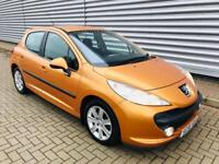 Peugeot 207 1.6 hdi sport in excellent condition £30 road tax per year long mot till June 18