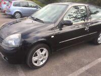 2006 Renault Clio. 1.2 Manual, 1 year MOT, Good condition £600