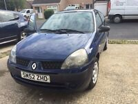 Renault Clio Expression 1.2 Epression 16v 3dr - Automatic