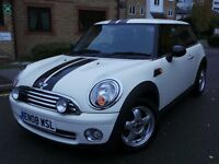 MINI Hatch 1.4 One 3dr£3,695 p/x welcome FULL DEALERSHIP HISTORY