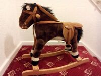 Rocking horse in very good condition