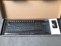 Brand New Sumvision Paradox III Wireless keyboard & Mouse Set