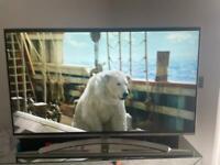 LG 55inch SuperUltraHD 4K smart Tv 3D wifi Apps Netflix YouTube warranty