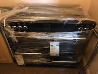 Stoves 1000ei range cooker black