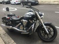 2011 (60) Harley Davidson Nightrod Lookalike, Yamaha XVS950 Midnight Star Custom Cruiser, Bobber