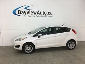 2017 Ford Fiesta SE - ONLY 3000KMS! SYNC! REMOTE START! A/C!...