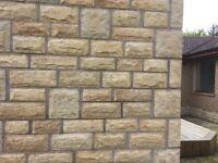 Bradstone Cotswold Buff walling Blocks