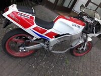 Yamaha FZR400 garage find, spares or repairs
