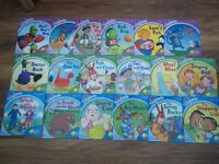 Oxford reading tree 36 phonic books stage 1+ to 6