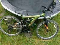 Appollo outrage mountain bike