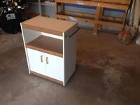 Microwave stand in great shape