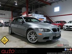 2012 BMW M3 NAVIGATION | COMPETITION PACKAGE | 19'S