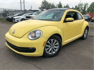 2014 Volkswagen Beetle 2.5L Comfortline MOONROOF HEATED FRONT SE