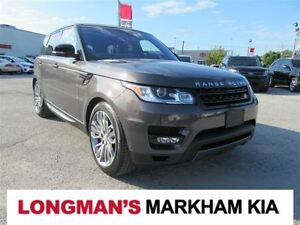 2016 Land Rover Range Rover Sport V8 Supercharged Dynamic Packag