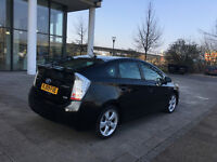 12 month PCO, 2009 toyota prius 1.8 hybrid automatic, 2 owner, 70k f/s/h, long mot, hpi clear 100%