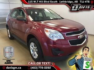 Used 2010 Chevrolet Equinox FWD, Onstar 4G LTE