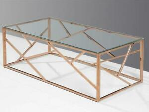 Rosegold Coffee Table (KA221)