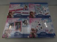 Brand New Disney Frozen 4 in 1 Mega Pack