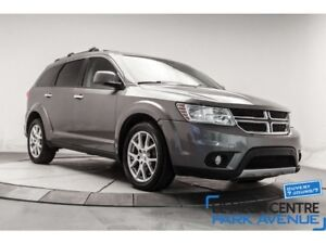 2013 Dodge Journey R/T, AWD, 7 PASSAGERS, CUIR, DVD