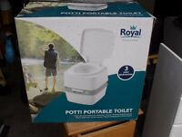 PORTABLE TOILET ROYAL