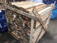 Wood timber for burning logs kindling project?