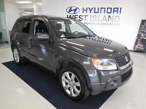 2011 Suzuki Grand Vitara JLX 4X4 MAGS/TOIT OUVRANT 64$/semaine