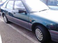 Rover 216 gsi 1 owner 50k garaged 2 keys vgc offers