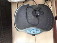 Crazy Fit Massage Vibration Plate Fitness Machine