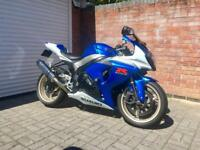 Suzuki GSXR 1000 L0 2010 Low mileage