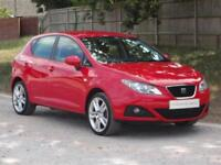 SEAT Ibiza Sport 5dr (red) 2008