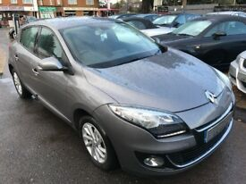 2013/63 RENAULT MEGANE 1.5 DCI,ONE OWNER,FULL SERVICE HISTORY,FREE ROAD TAX,TOP SPEC,DRIVES WELL