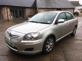 Toyota avensis turbo diesel D4-D cheap bargain px available